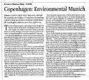 IBD - Copenhagen: Environmental Munich