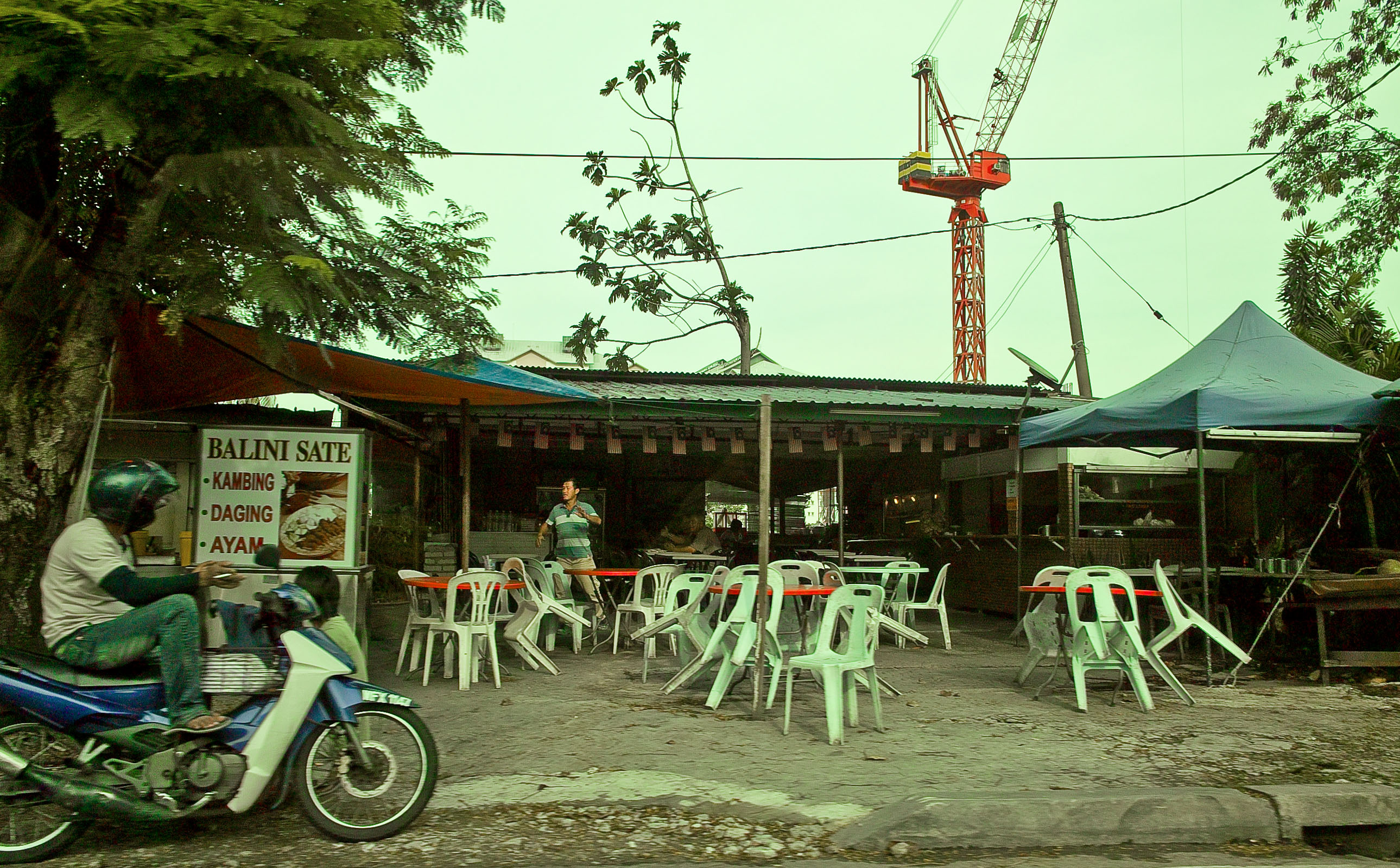 roadside restaurant