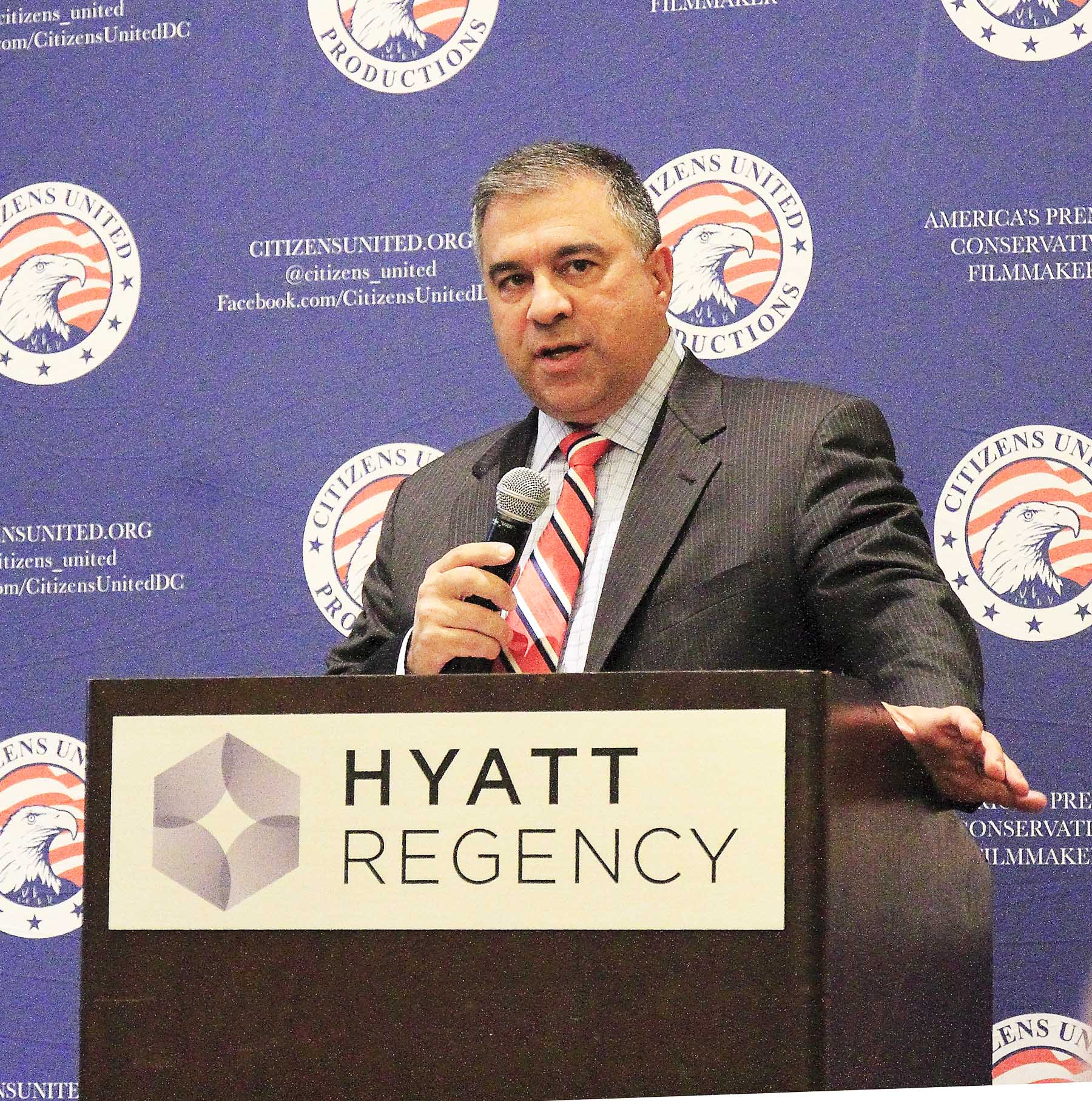 David Bossie, Citizens United