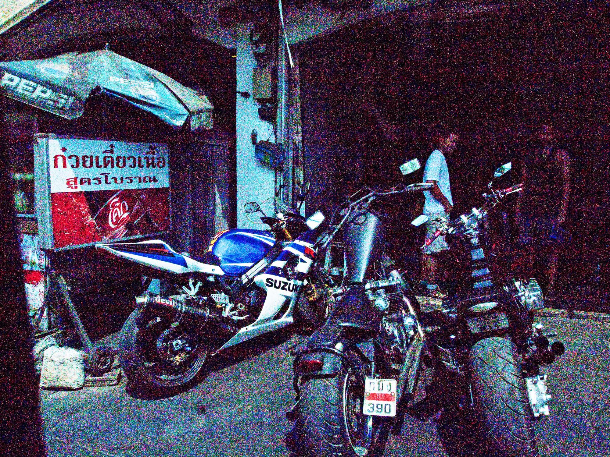 Bangkok bikes