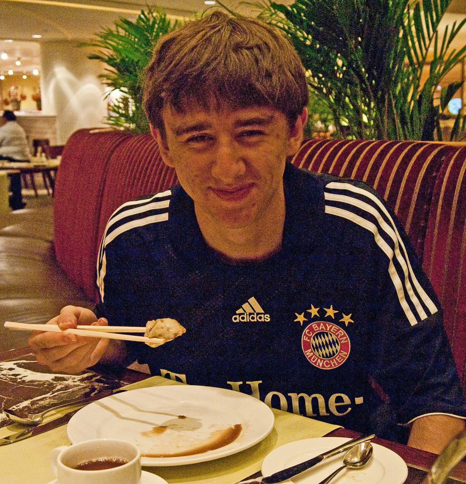 Henry dumpling - 3/20/10 Shanghai