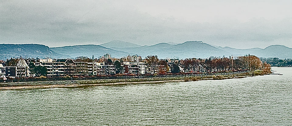 East side of Rhein