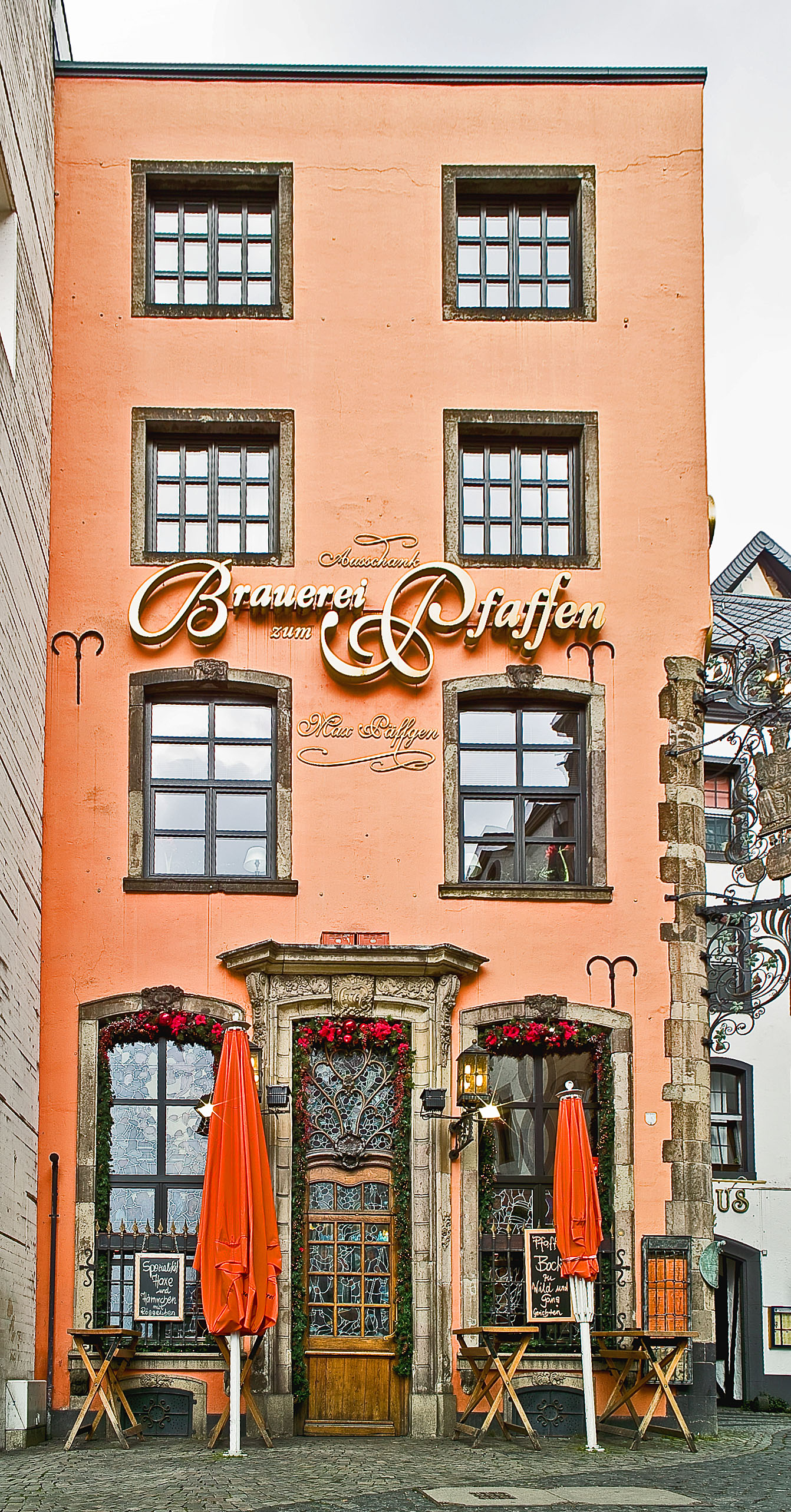 Heumarkt restaurant