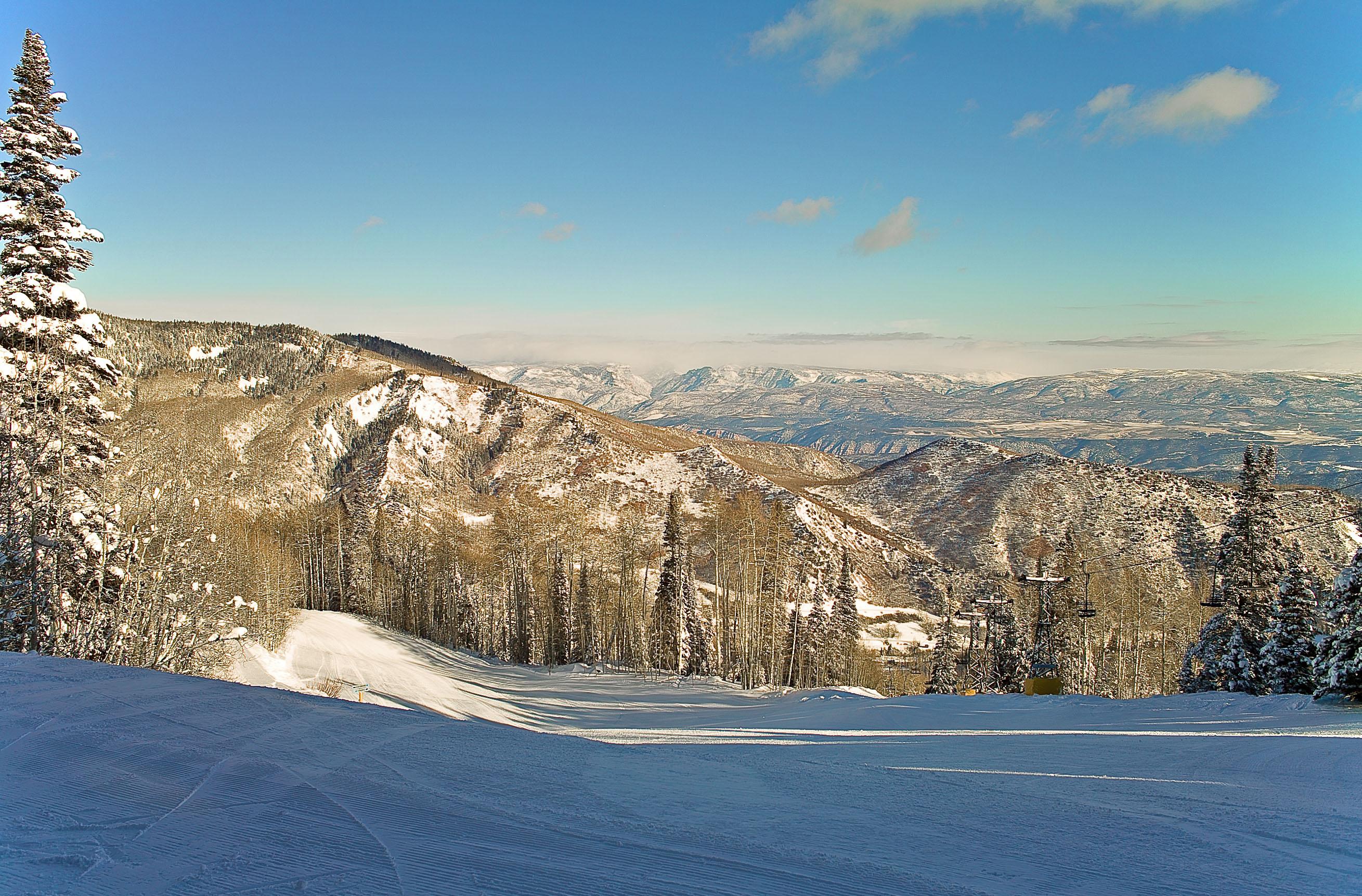 New Years Day 2011, Sunlight Ski, Glenwood Springs