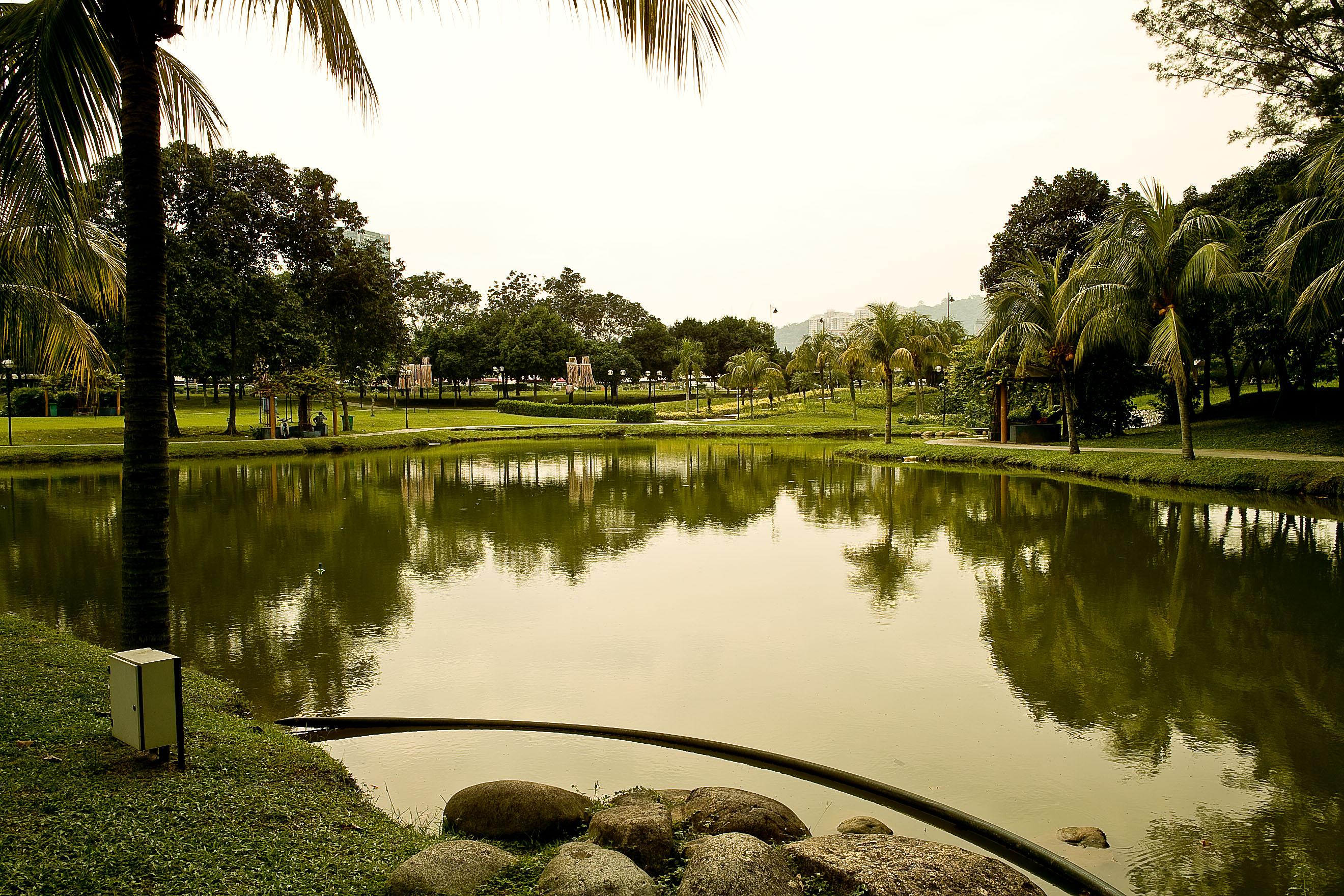 Petaling Jaya city park