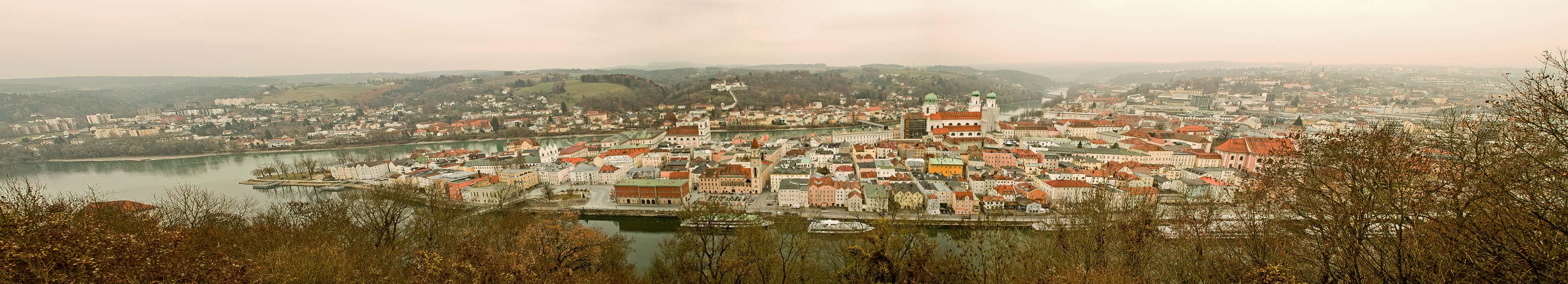 Passau panorama