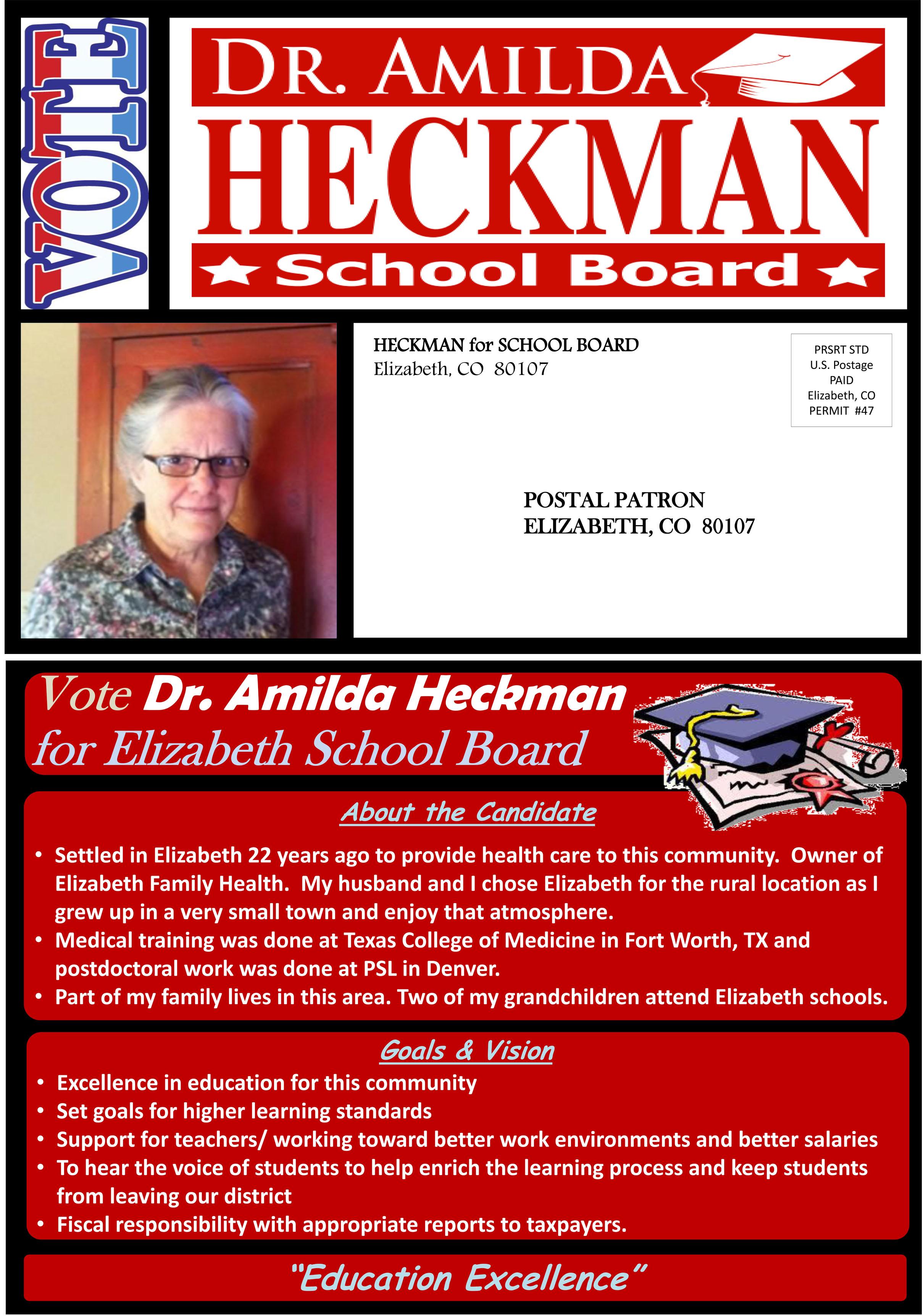 Amilda Heckman