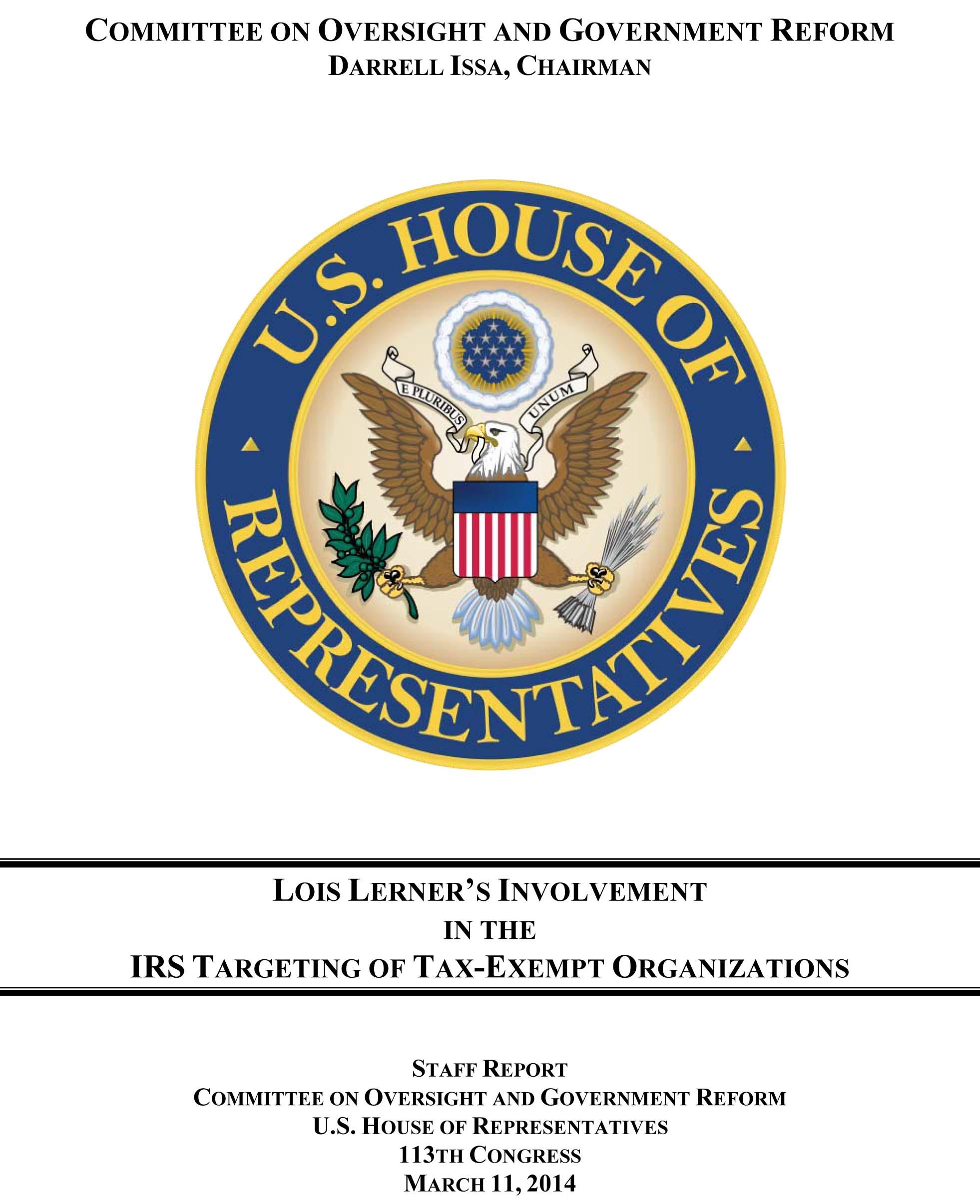 Issa Lerner-Report1-1