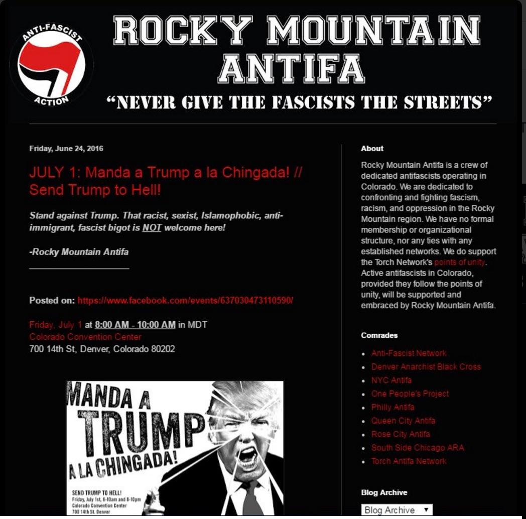 Denver_protest Antifa